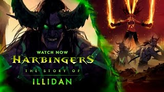 World Of Warcraft - Harbingers: Illidan története