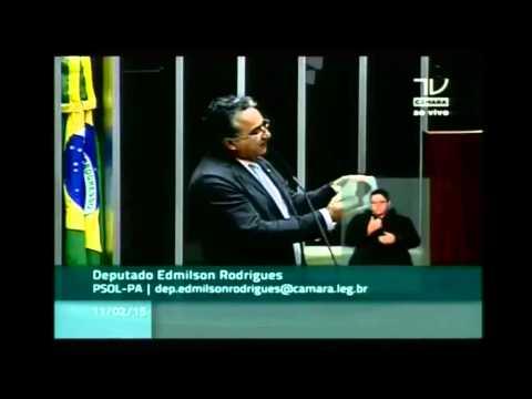 Edmilson Rodrigues | Toda a solidariedade aos índios do Xingu