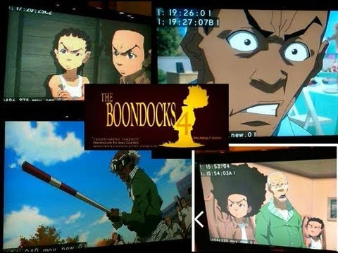 Watch The Boondocks Episodes and Clips for Free from Adult