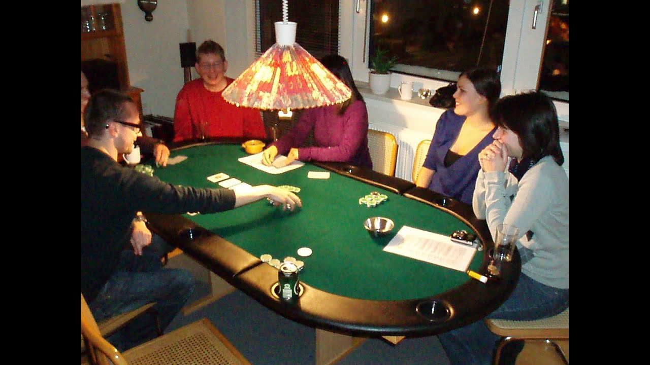 poker home game blind structure