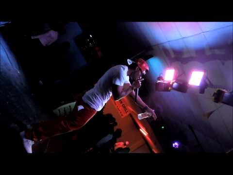 WOSSIE - OPENING FOR KHAGO {NAH TRUST DEM} APR.2013