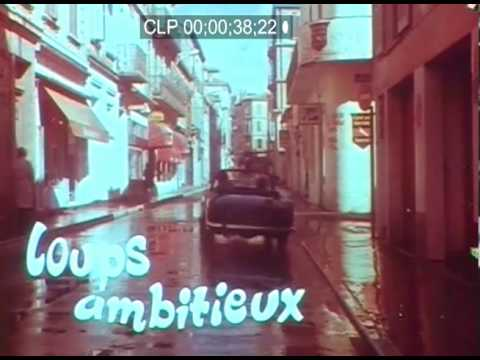 Les Jeunes Loups - la bande-annonce mythique du film de Marcel Carné