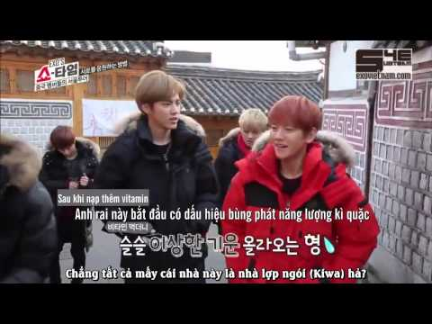 [VIETSUB WITH CAPTION] EXO's Showtime ep 7 [HD][EXOVIETNAM.COM]