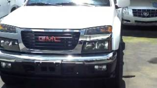 AutoConnect.com.mx: Camioneta 2008 GMC Canyon 4x4