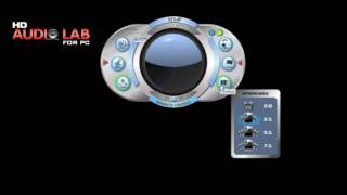 SRS HD Audio Lab For PC Advanced Audio Enhancement