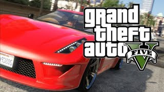 GTA V How To Safely Store Cars And Avoid Disappearing