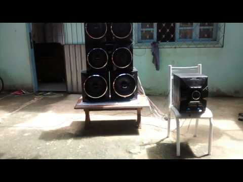 GPX88 Tocando Musica de Paredão.