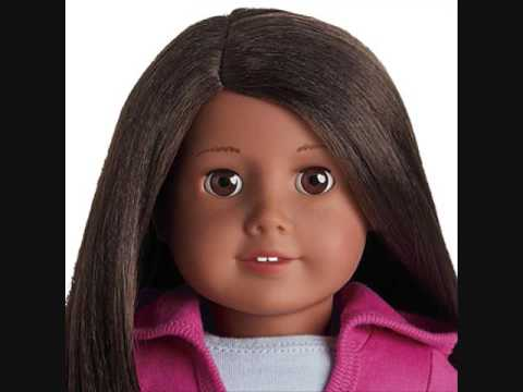 All the Just Like You American Girl Doll's Numbered! - YouTube