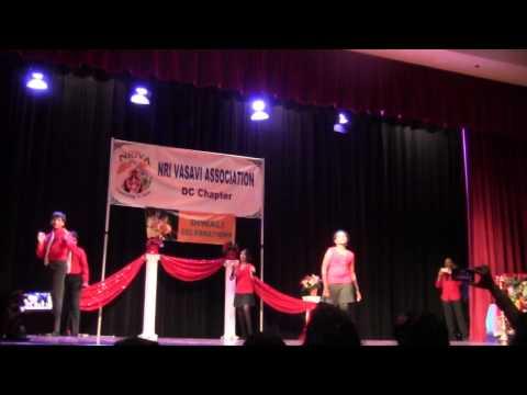 NRIVA Diwali Dance - Samyu