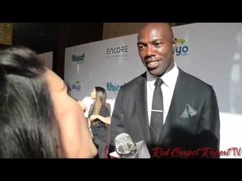 Terrell Owens at the 5th Annual Thirst Gala #thirstproject