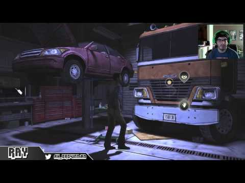 Twitch Livestream   The Walking Dead Season One: Episode 4 Around Every Corner