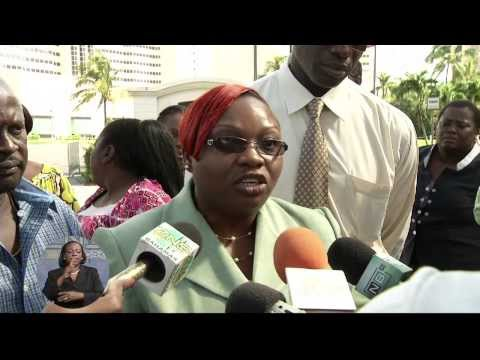 ZNS Evening News -Pt.1- Tues. Jan 14th 2014