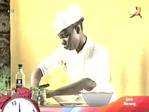 2STV – La Cuisine – Good Morning – 31 Août 2012