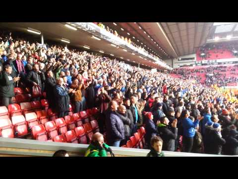 Cardiff fans singing Malky mackay