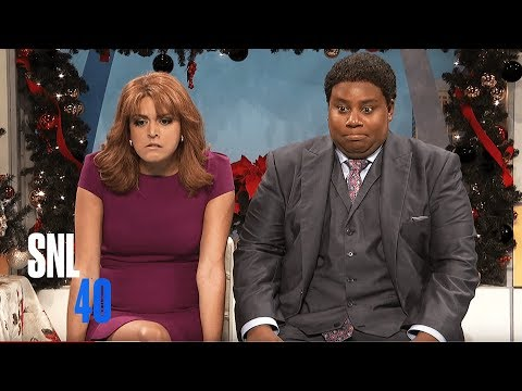Morning News - Saturday Night Live - 영어 원어민들이 자주 쓰는 영어