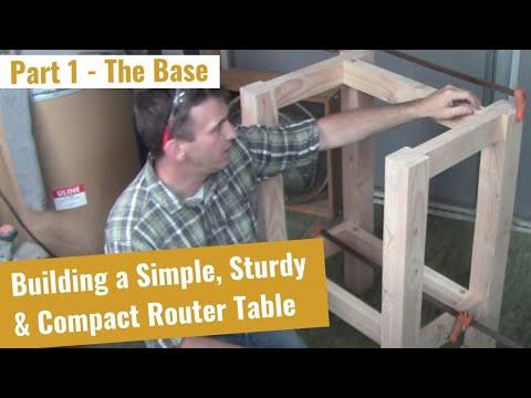 Bosch dremel router table attaching a shaper router for Diy dremel router table