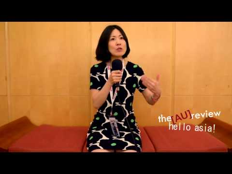 Scarlett Li Interview: Founder and CEO of Zebra Media chats to us at Music Matters 2013