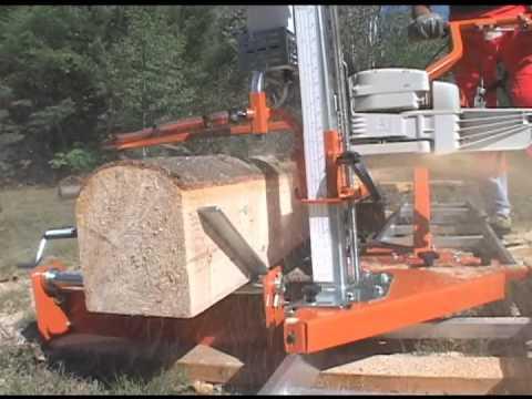 Norwood Portable Sawmills -