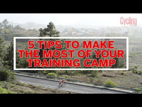 5 Tips to get the most from your cycling training camp | Cycling Weekly