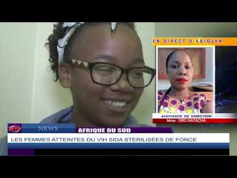 la stérilisation forcée des femmes séropositives en Afrique du Sud
