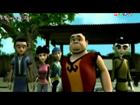 [Phim Hot 2013] Tiểu Bao Thanh Thiên HTV3 - Tập 08 - Tieu Bao Thanh Thien Ep 08