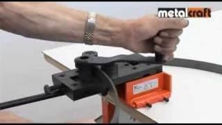 Metalcraft Master Rolling Bending Riveting Tool