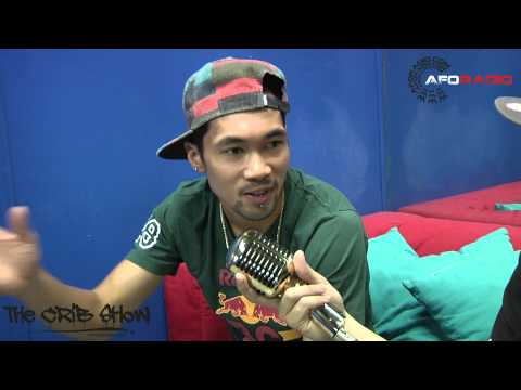 B-boy Ronnie Red Bull BC One Champion :Exclusive Interview :Malaysia 2014 : aforadio