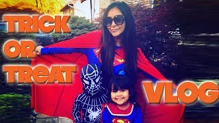 SNOOKI'S HALLOWEEN | Trick or Treat with Sissy and Lorenzo