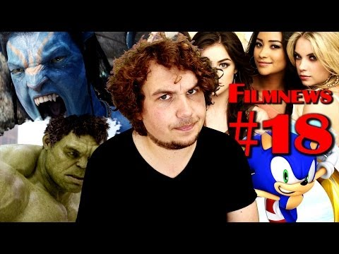 FILMNEWS #18 | 12 Staffeln THE WALKING DEAD? - Hulk liebt Black Widow - Sonic im Kino!