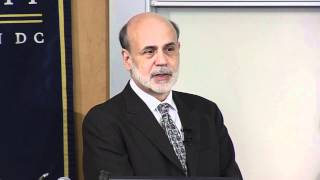 Chairman Bernanke's College Lecture Series, The Federal Reserve and the Financial Crisis, Part 4
