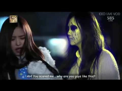 131229 The Heirs / Master's Sun Parody Ep 1/3 [ENG SUB]