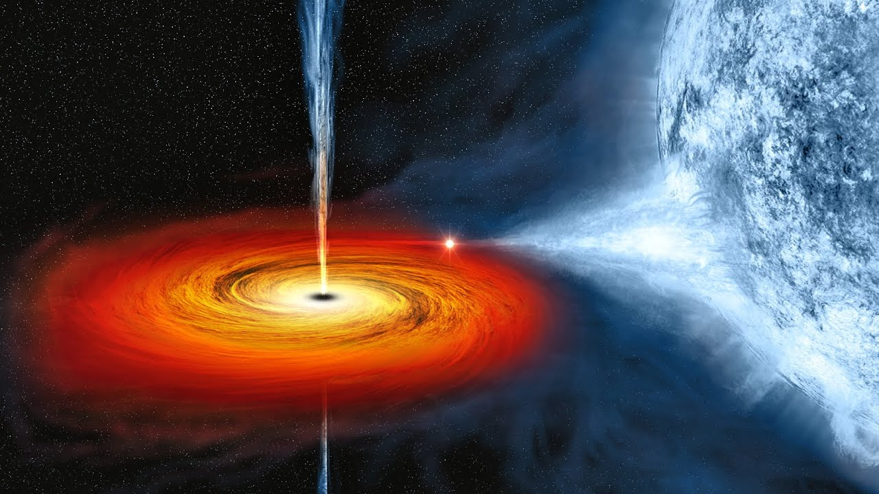 10 Mind-Bending Facts About Black Holes - YouTube