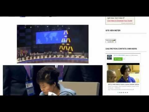 TAT'S 2 MIN NEWS 32914 ALERT FALSE FLAG COMING NWO World leaders Nuclear Security Summit   YouTube 7