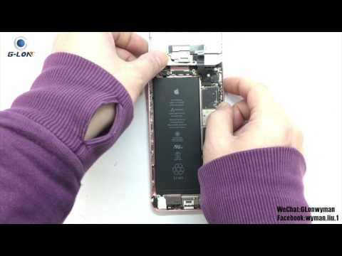 iPhone 6S Plus Replace RAM
