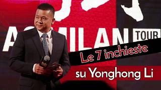 Milan, tutti dubbi su Yonghong Li: le 7 inchieste sull'acquisto del club
