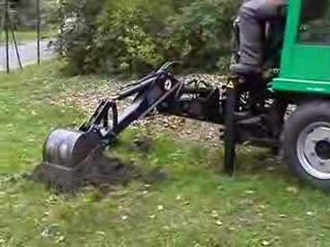 Traktor Wisconsin CZ - traktory a malotraktory, tractors