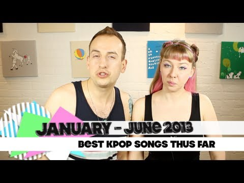 The Best Kpop Songs of 2013