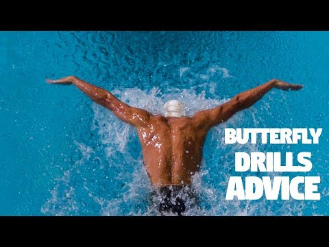 Butterfly Drills - Swimming Advice from Simply Swim