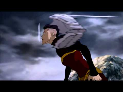 Legend of korra season 3 Ost Red Lotus Theme 7,
