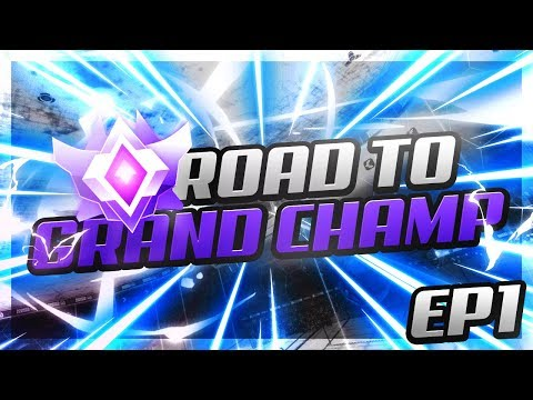 🔴 Road to Grand Champ | Competitive Gameplay ( Rocket League Live Stream )