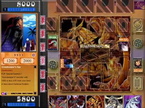 Yu-Gi-OH! Power Of Chaos The Final Duel Cyber End Dragon