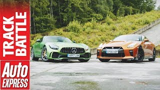 Nissan GT-R vs Mercedes-AMG GT R: would the real GTR please stand up?. Auto Express.
