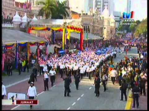 [FULL RTM] Perbarisan Hari Kemerdekaan Malaysia 2012 (Malaysia National Day Parade 2012)