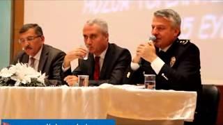 Zeytinburnu Emniyet Müdürlüğü 10  Huzur Toplantısını Yaptı 2013