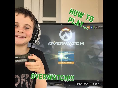 starters guide to OVERWATCH!!! | how to play...