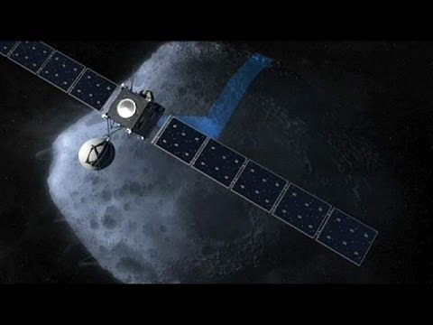 Wake up call for Rosetta to cross new frontiers in space