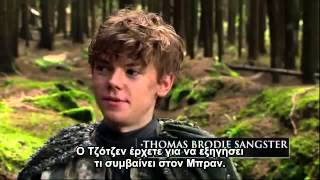 Game Of Thrones Season 3 The New Players [Greek Subs