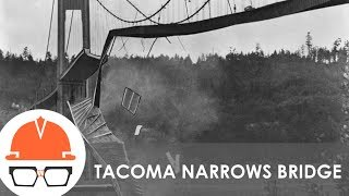 Why the Tacoma Narrows Bridge Collapsed