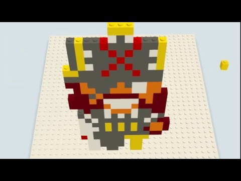 レゴ クッキーラン 作り Build with Chrome LEGO Cookie run - 레고 만들기 : 쿠키런 해적맛 쿠키