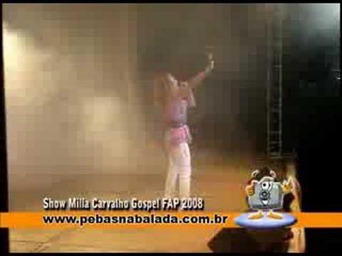 Show Milla Carvalho Gospel